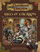 Races of Eberron (3.5)