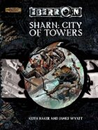 EBERRON: Sharn, City of Towers (3.5)