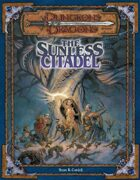 The Sunless Citadel (3e)