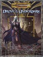 Drow of the Underdark (3.5)