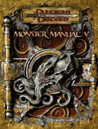 Monster Manual V (3.5)