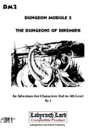 Dungeons of Diremirk Cover