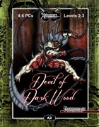 A02: Devil of Dark Wood