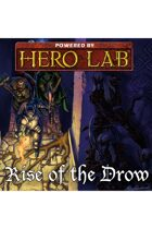 Hero Lab: Rise of the Drow Trilogy
