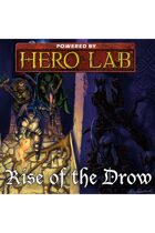 Hero Lab: Rise of the Drow (bundle)
