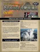 AaWBlog Presents—Wonders of NaeraCull Brochure #3: The Fire Lit Mountain