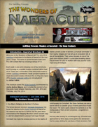 AaWBlog Presents—Wonders of NaeraCull, Brochure #4: The Stone Sentinels