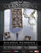 VTT MAP PACK: Buildings Wilderness 1
