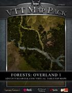 VTT MAP PACK: Forests Overland 1