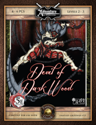 (5E) A02: Devil of Dark Wood (Fantasy Grounds)