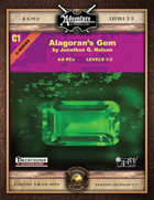 C01: Alagoran's Gem (Fantasy Grounds)