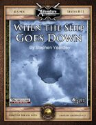 A12: When the Ship Goes Down (Fantasy Grounds)
