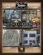 Map Pack Collection IV (Fantasy Grounds)