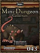 Mini-Dungeon #043: Thelamos