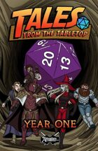 Tales from the Tabletop: Year One (PDF)