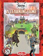 (5E) BASIC01: A Learning Time