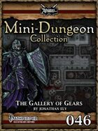 Mini-Dungeon #046: The Gallery of Gears