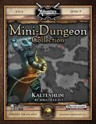Mini-Dungeon #027: Kaltenheim (Fantasy Grounds)