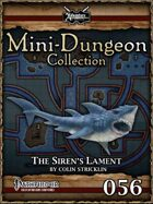 Mini-Dungeon #056: The Siren's Lament