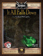 (5E) B03: It All Falls Down (Fantasy Grounds)