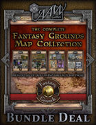 FANTASY GROUNDS MAP COLLECTION [BUNDLE]