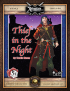 (5E) B08: Thief in the Night (Fantasy Grounds)