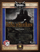 (5E) B11: Fall of House Rodow (Fantasy Grounds)
