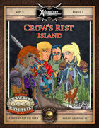 (SW) A00: Crow's Rest Island (Fantasy Grounds)