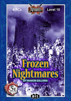 (5E) B13: Frozen Nightmares
