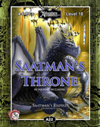 (5E) A22: Saatman's Throne, Saatman's Empire (4 of 4)