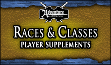 Races & Classes