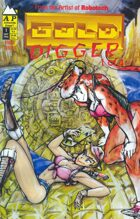Gold Digger Mini-series #1 (Vol. 1)
