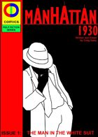 Manhattan 1930: Issue One