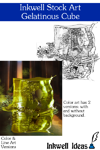 Inkwell Stock Art: Gelatinous Cube