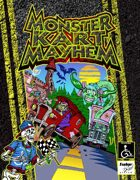 Monster Kart Mayhem