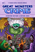 Great Monsters of Crime