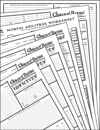 Chain of Being Character Sheets Pack