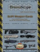 Savage Worlds SciFi Weapons Cards
