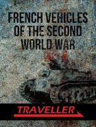 French Vehicles of World War II