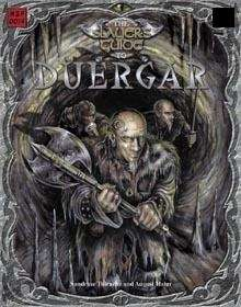 Slayer's Guide to Duergar on RPGNow.com