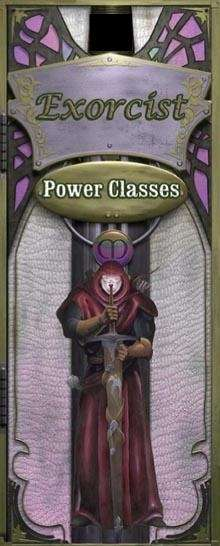 Power Class Exorcist on RPGNow.com