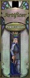 Power Class Artificer