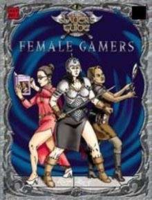 Slayer's Guide to Female Gamers on RPGNow.com