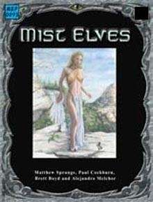 Slayer's Guide to Mist Elves on RPGNow.com