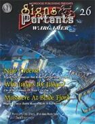 Signs & Portents 26 Wargamer