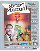 Mutant Manual (Pathfinder Print)