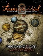 Theater of the Mind Magazine - Issue #2