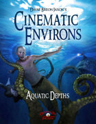 Cinematic Environs - Aquatic Depths