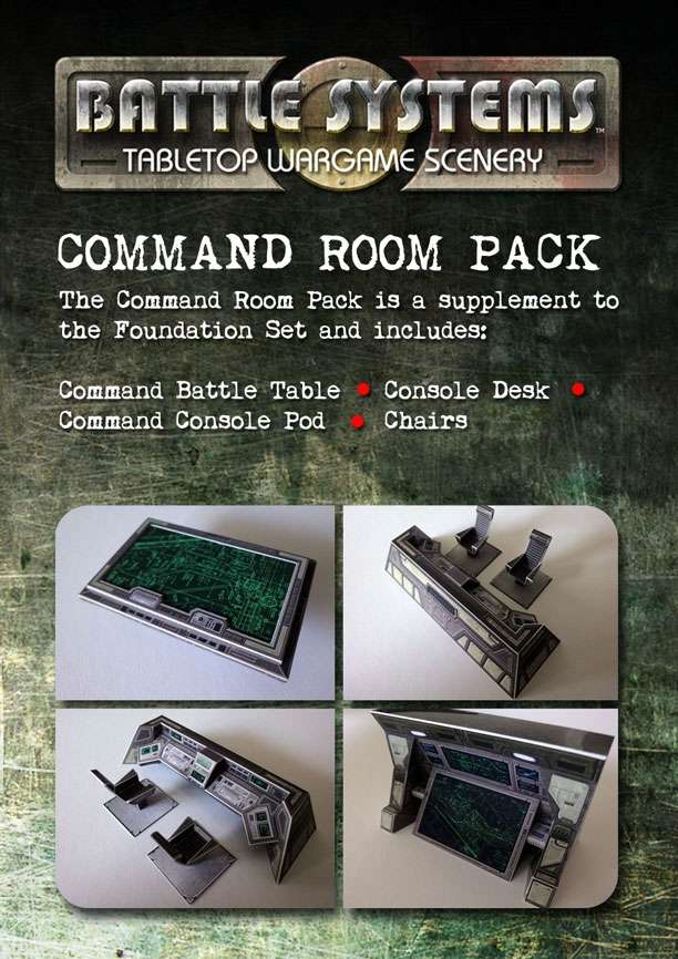 Command Room Pack on DriveThruRPG.com