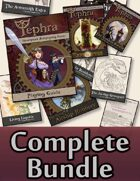 Tephra: the Steampunk RPG [BUNDLE]